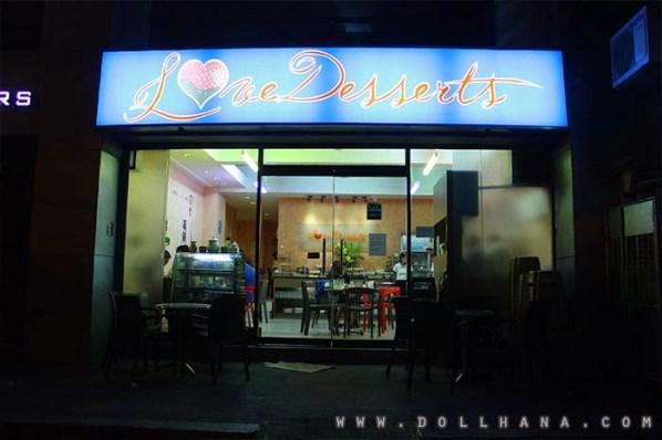 love desserts unlimited buffet desserts banawe del monte quezon city