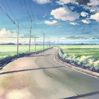 Five Centimeters Per Second: Cosmonaut