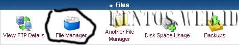 File manager upload 000webhost Cara Upload File di Free Hosting 000webhost