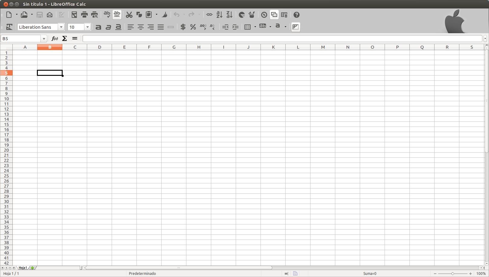 Liberado LibreOffice 4.2, novedades y como instalarlo en