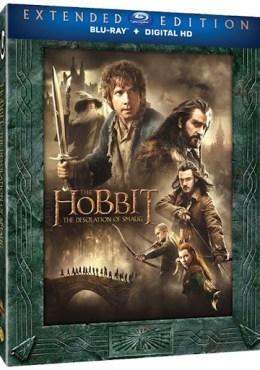 O Hobbit - A Desolação de Smaug - Versão Estendida 1080p Bluray Dublado – Torrent BDRip Dual Audio (2014) + Legenda