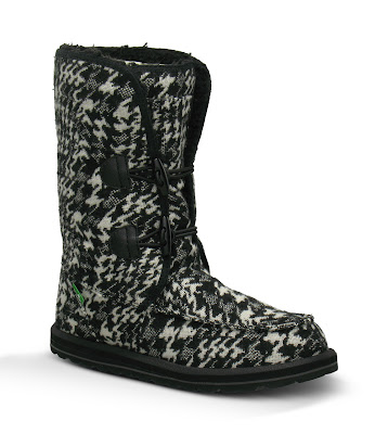 #SANUK 推出 HORIZON 女靴:不只溫暖妳的秋冬還更輕便有型! 2