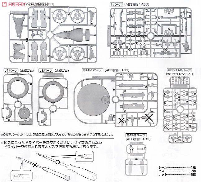 Manual&Runners : MG Figure-Rise 1/8 Kamen Rider Accel วาง