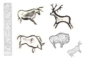 Ausmalbilder Malvorlagen Höhlenmalereien Malvorlagen