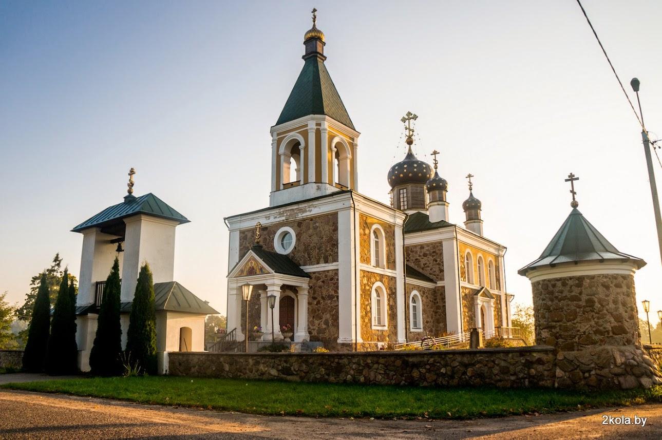 Церковь Покрова Пресвятой Богородицы. Почапово