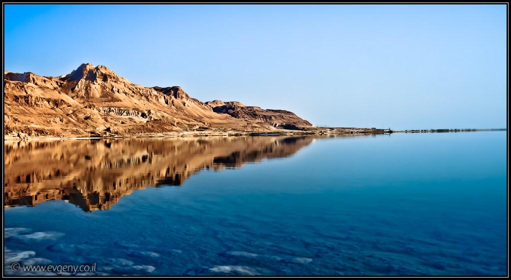 Мертвое море   Dead sea   ים המלח