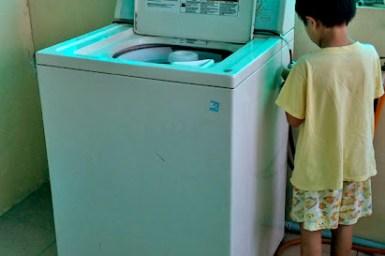惠而浦洗衣機8TLSQ8533LT清洗紀錄