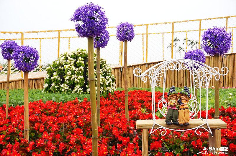 2014臺中國際花毯節2