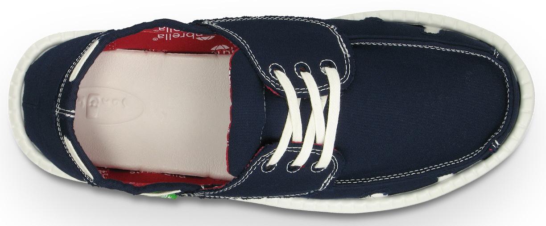*Sanuk與SUNBRELLA 聯名款:OVERBOARD寬版帆船鞋新色登場! 4