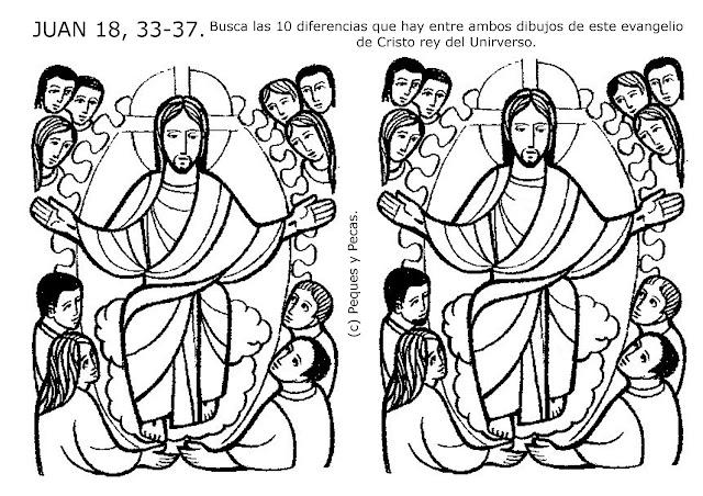 La Catequesis Recursos Catequesis Cristo Rey Del Universo