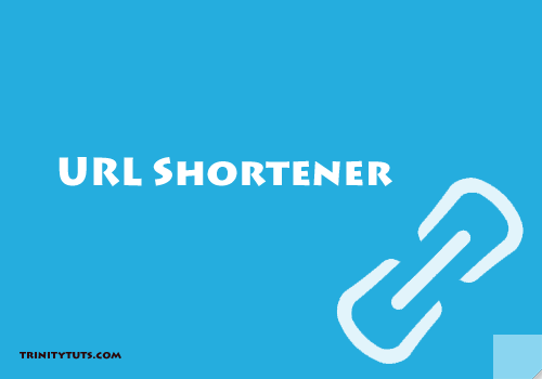 Simple URL shortener script using php and MySql - trinitytuts