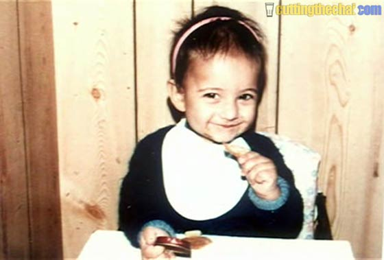 Katrina Kaif (Baby, chidlhood and teenage photos)
