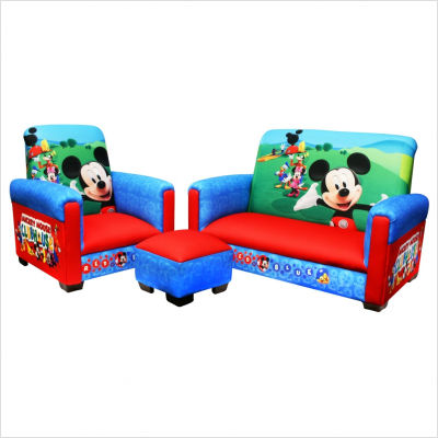 toddler wooden rocking chair nautica beach disney mickey mouse club house 3 piece juvenile | kids beds childrens bedroom furniture bunk