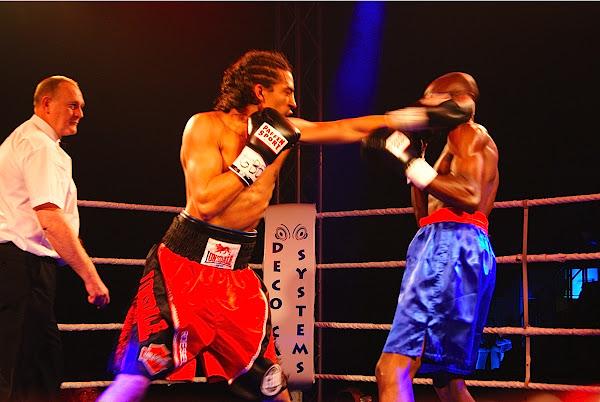 Hedi Slimani vs Nyawade
