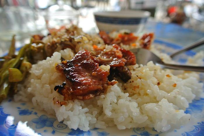 comer en Vietnam. Irene Garcia