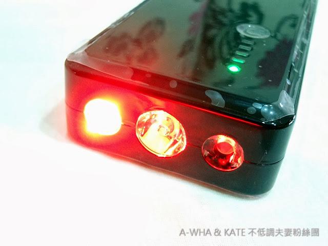 【公民記者活動】超強萬用行動電源開箱~還可當汽車啟動電源急救器! | A-WHA & KATE 不低調夫妻的窩!!