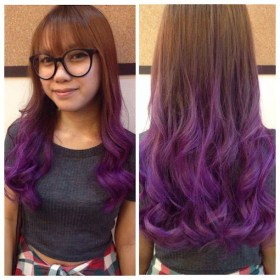 hair salon crazy funky wild colors manila azta urban
