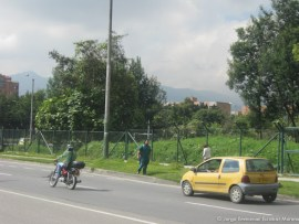 Avenida 127, Humedal de Córdoba segundo sector.