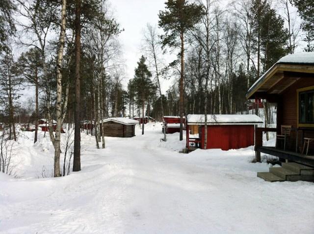 Camping en Ivalo