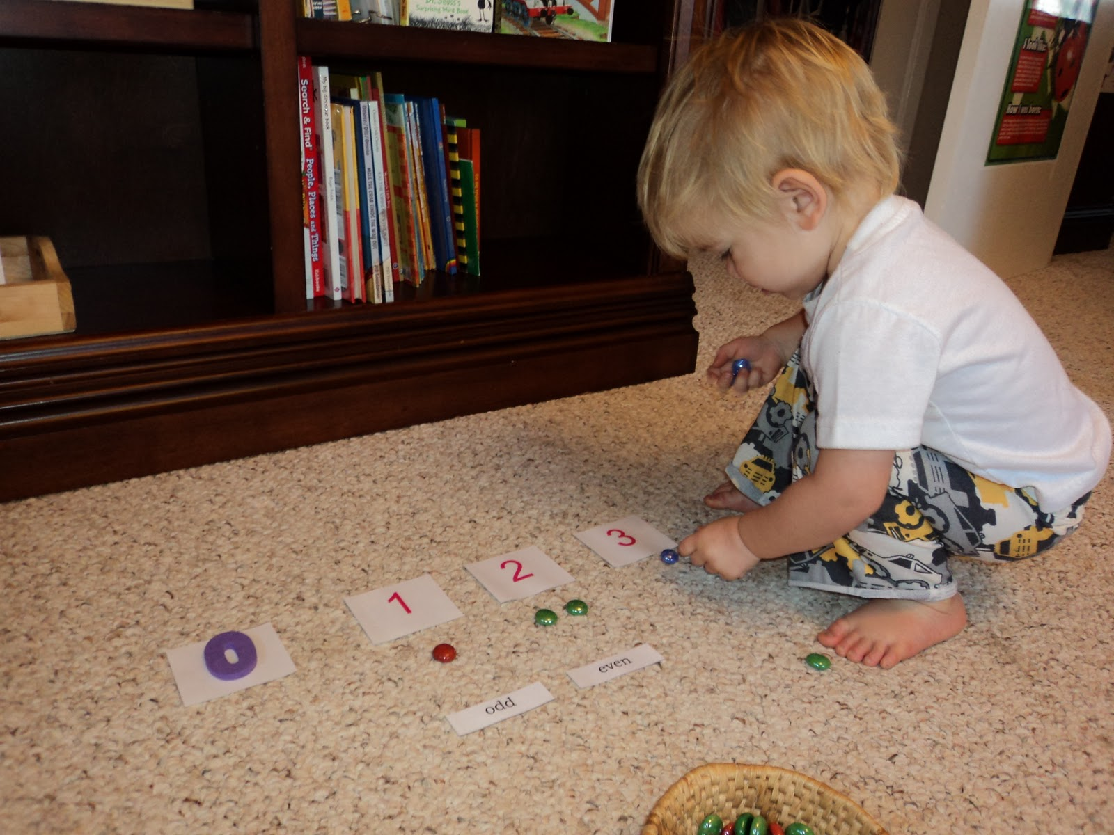 Early Learning With Marta Eaton And Nathaniel Montessori