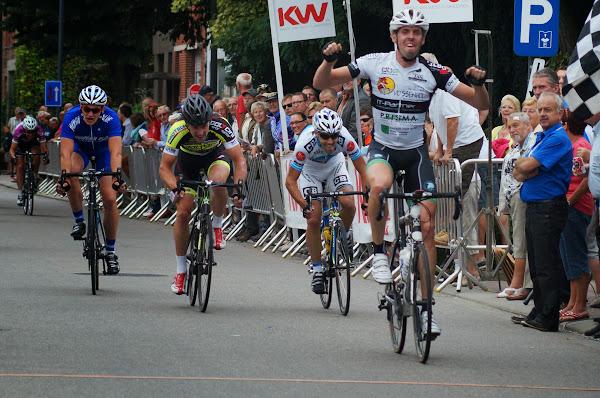 Wim Heyns wint 43e Grote Ommegangprijs wielrennen in Beveren-Roeselare