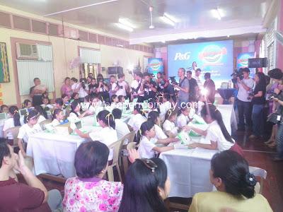 Early School registration in public schools 2012