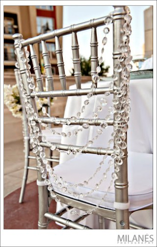 Bling Chair