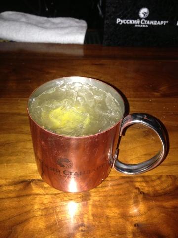 Russian Mule The Griffin, Los Feliz, Ca yelp drinks