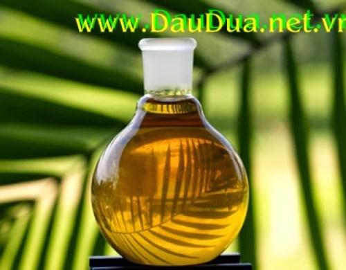 Tinh dầu dừa dùng tốt cho cholesterol
