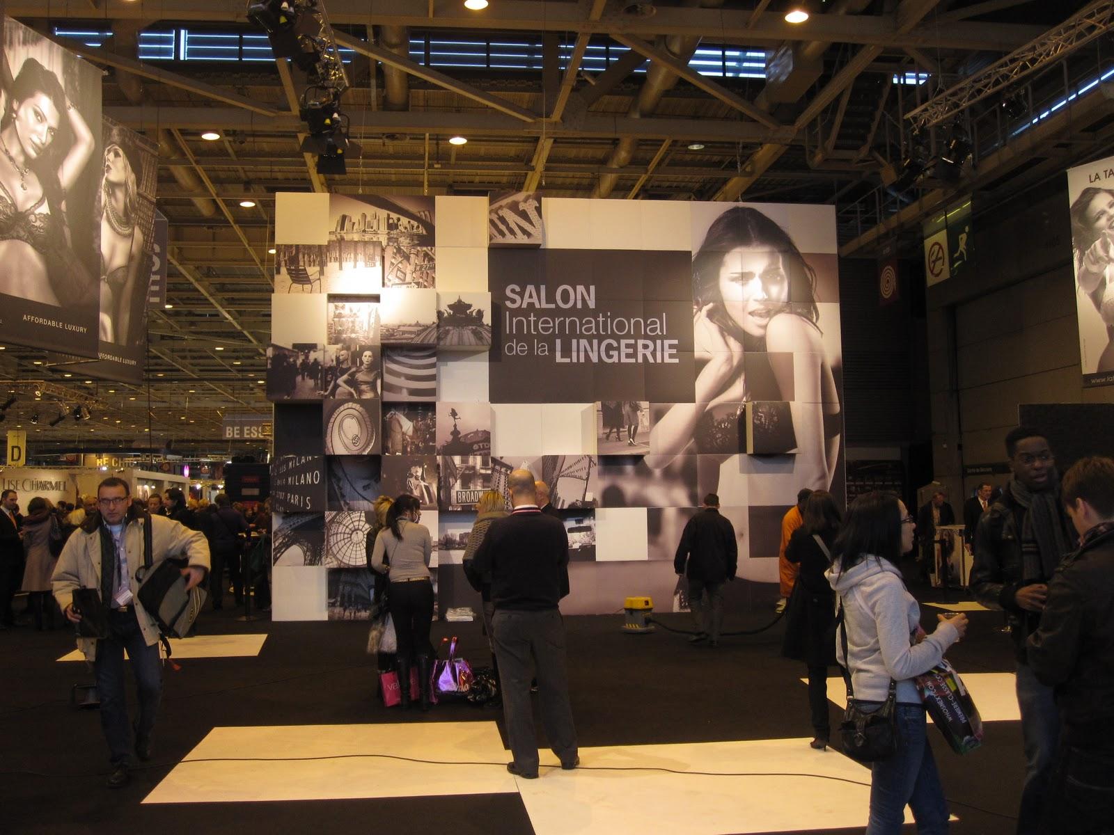 If You Please Salon De La Lingerie  Interfiliere