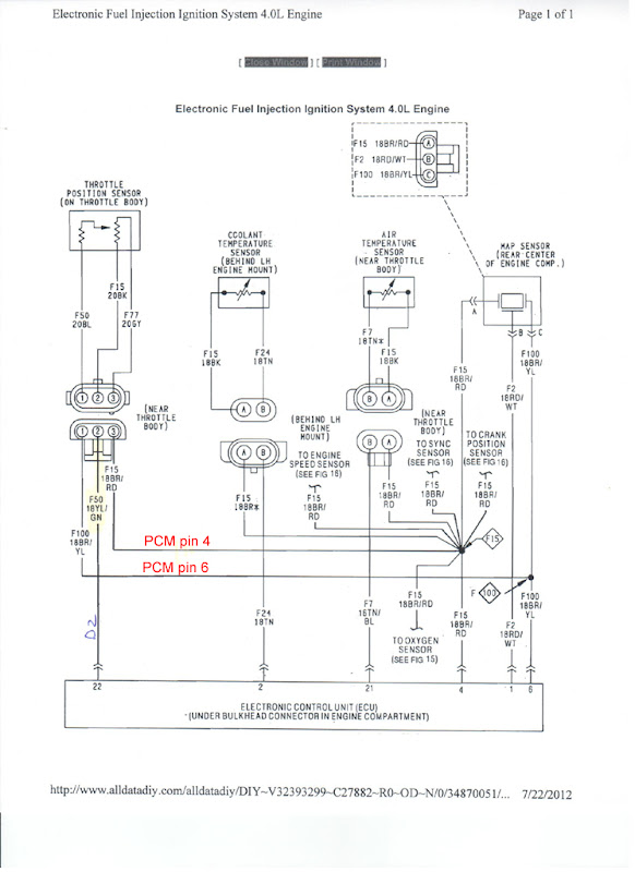 2003 Jeep Wrangler Wiring Harness Diagram Free Download