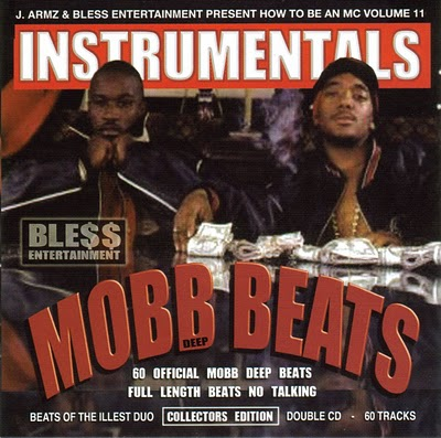 Download De Instrumental J Armz  How To Be An Mc 11