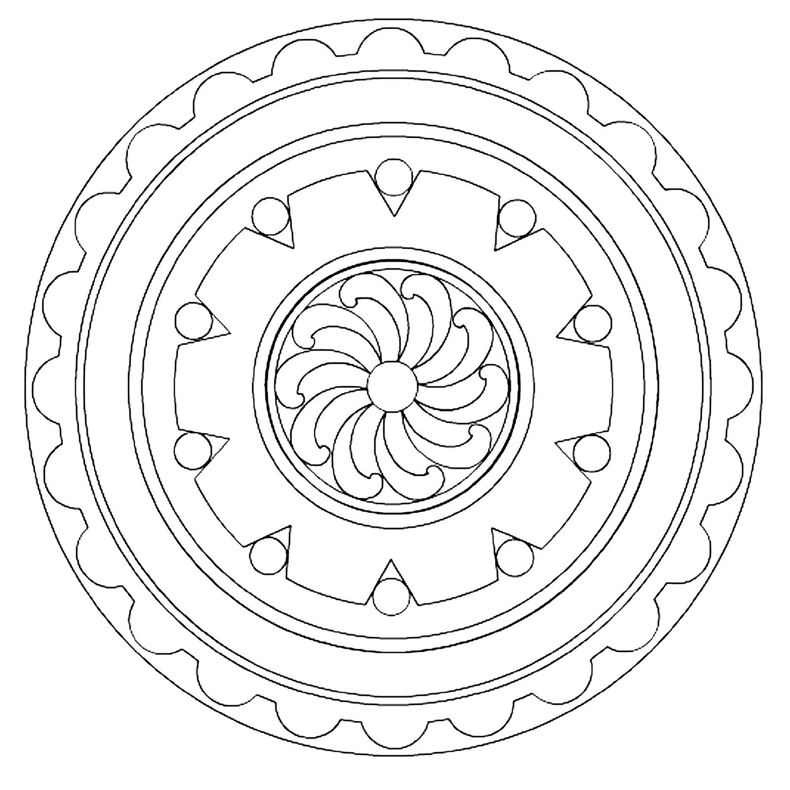 Mandalas: Circles of Hope & Healing