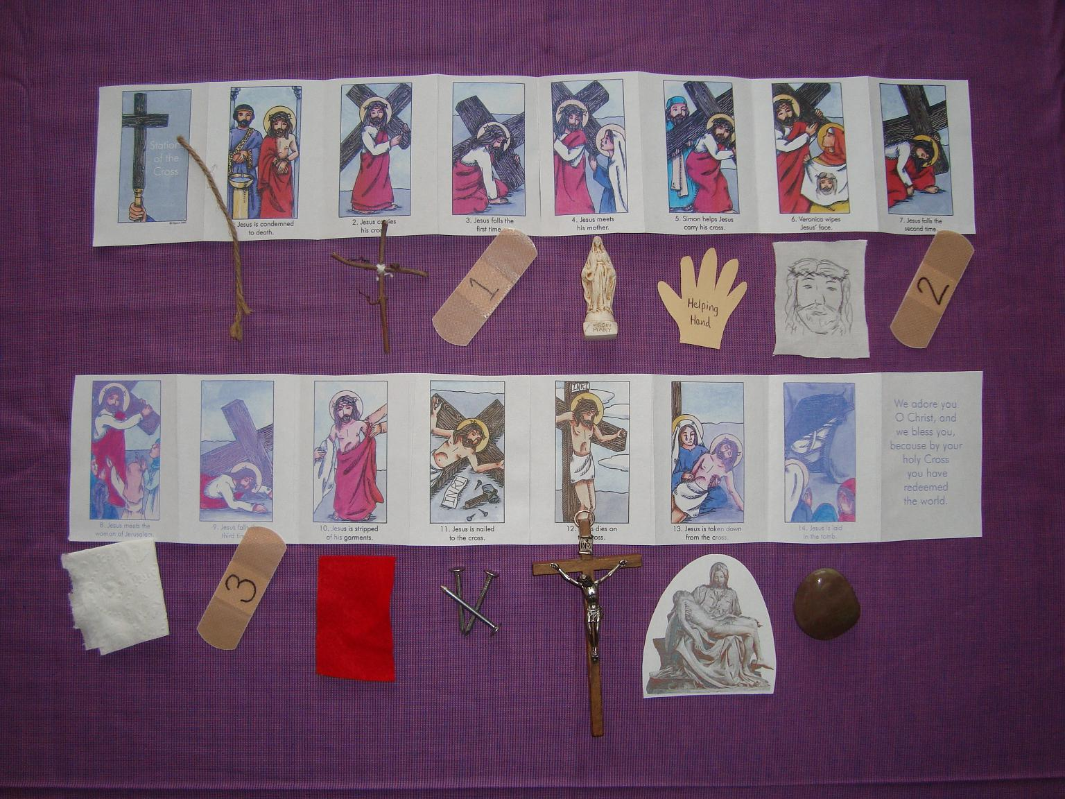 Catholic Icing Lenten Ideas For Kids And A Linky