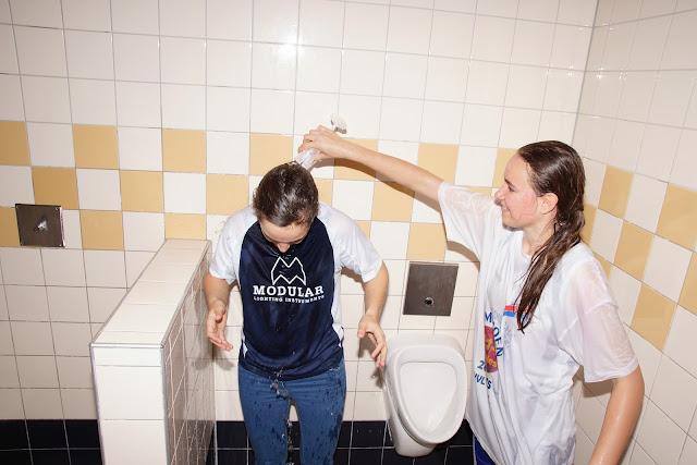 Sofie Rommens gedoopt tijdens kampioenenfeest