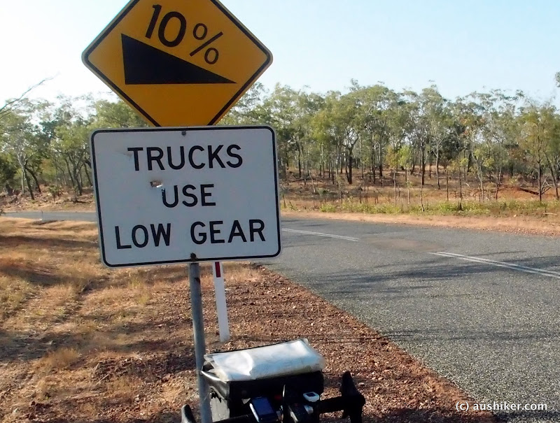 In my favour! Litchfield National Park, Northern Territory