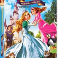 A Princesa Encantada: A Fábula da Família Real - DVDRip XviD Dual Audio / RMVB - Dublado