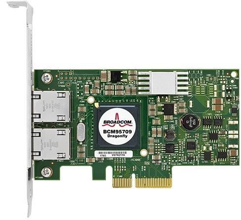 Dell Broadcom NetXtreme II 5709 (BCM5709) Dual Port Gigabit