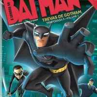 A Sombra do Batman: Trevas de Gotham - DISCO 1 e 2 DVDRip XviD / RMVB - Dublado