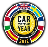 World Car Of The Year 2012