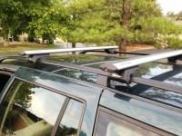 VWVortex.com - FS: OH: Jetta MKIV wagon roof rack cross bars
