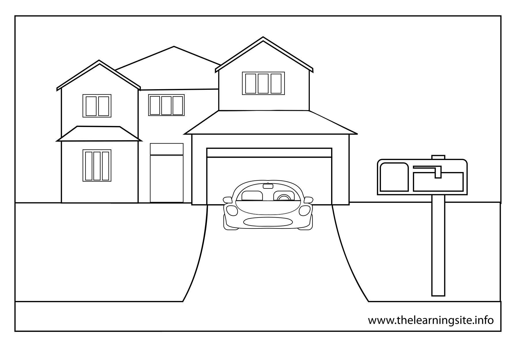 Parking Lot Worksheet