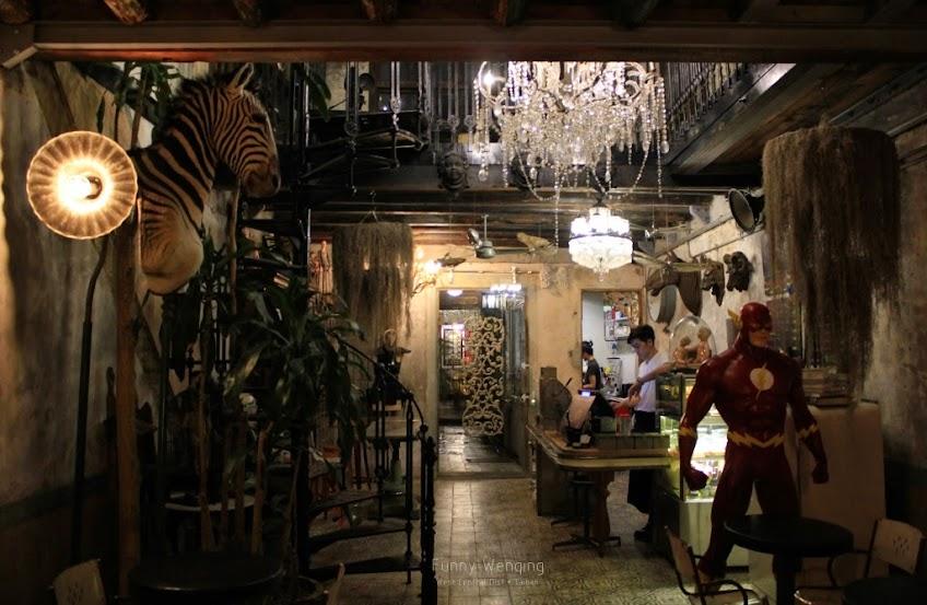 台南中西區咖啡館,文青好好笑-2