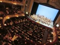 LA BANDA SINFÓNICA SIMÓN BOLÍVAR BRILLÓ EN EUROPA. Francia, Bélgica, Suiza, Holanda y España fueron los países europeos que en el mes de julio, con un total de ocho conciertos, vibraron con el sonido de la Banda Sinfónica Juvenil Simón Bolívar (BSJSB), agrupación emblema del Conservatorio de Música Simón Bolívar
