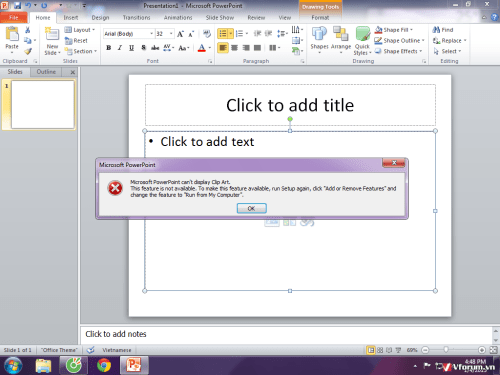 small resolution of reply microsoft powerpoint 2010 kh ng ch y c clip art