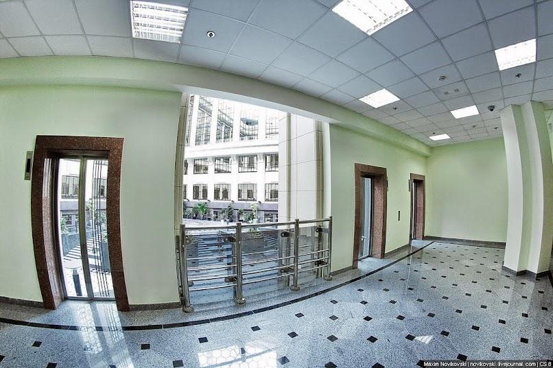 здание МИД в Москве