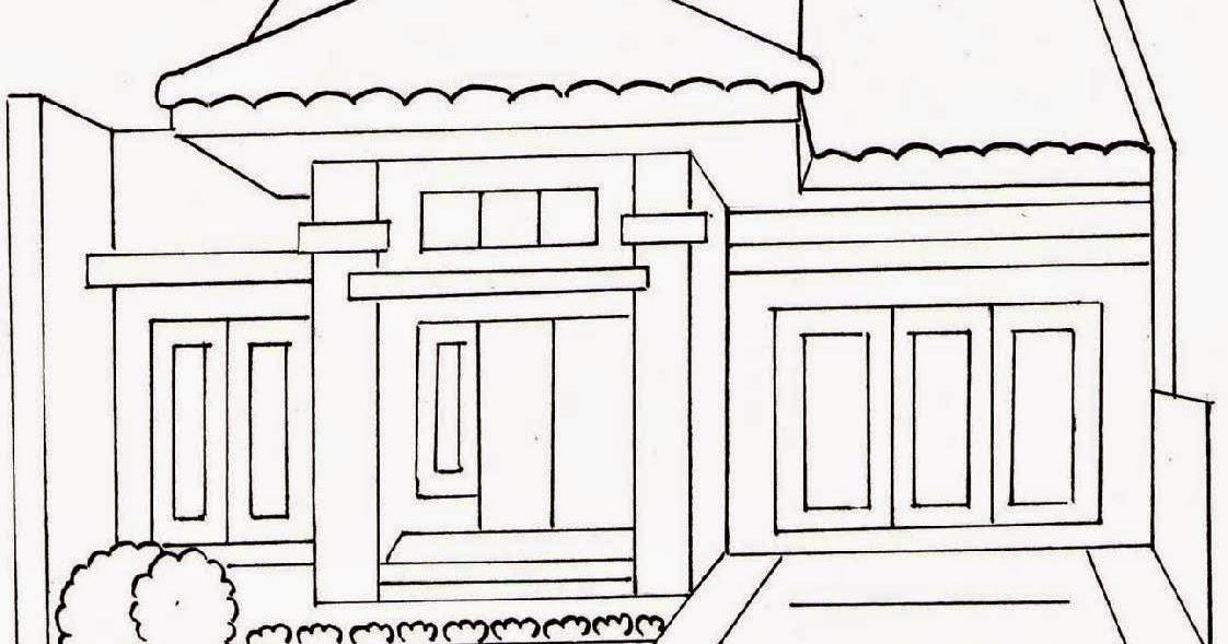 Cara Menggambar Desain Rumah 3d  Wall PPX