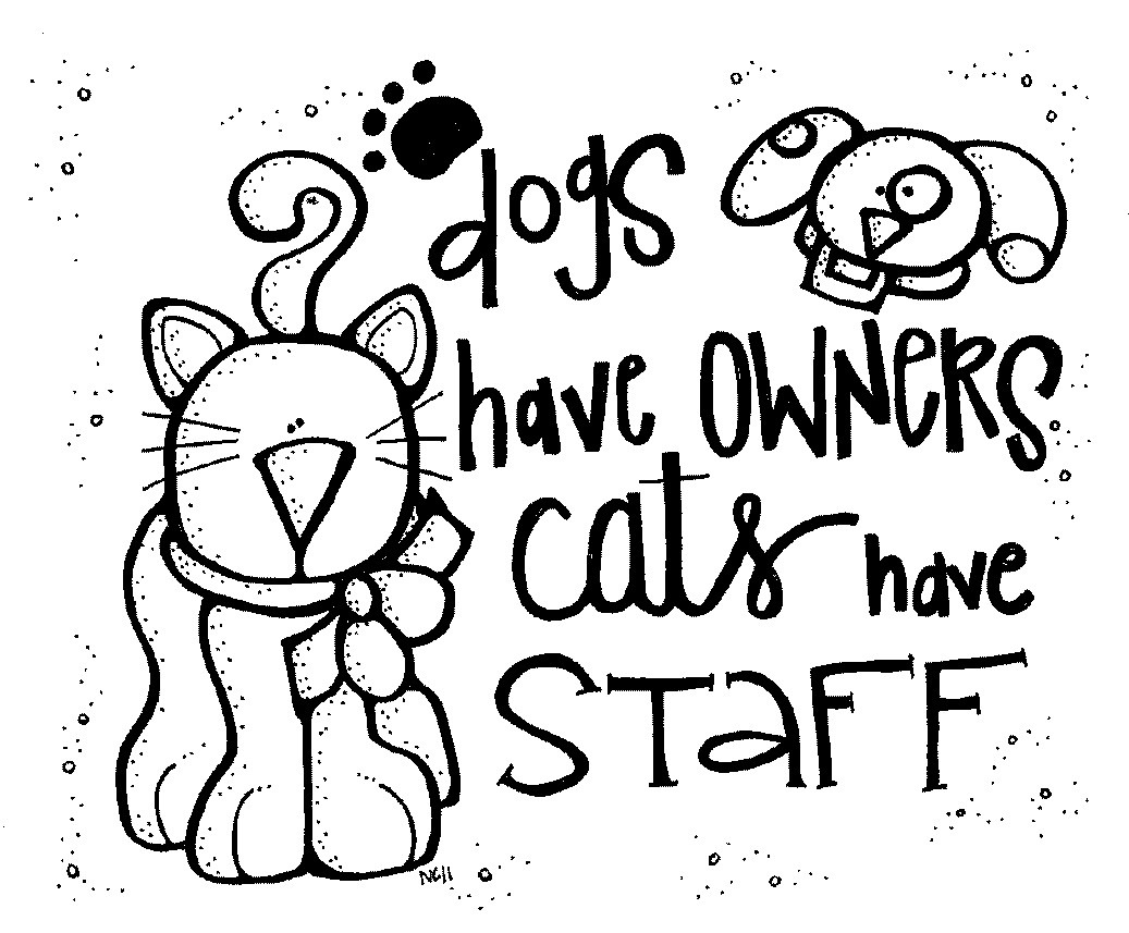 MelonHeadz: Cats have staff