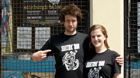 Electric Man: Volunteers Wanted...