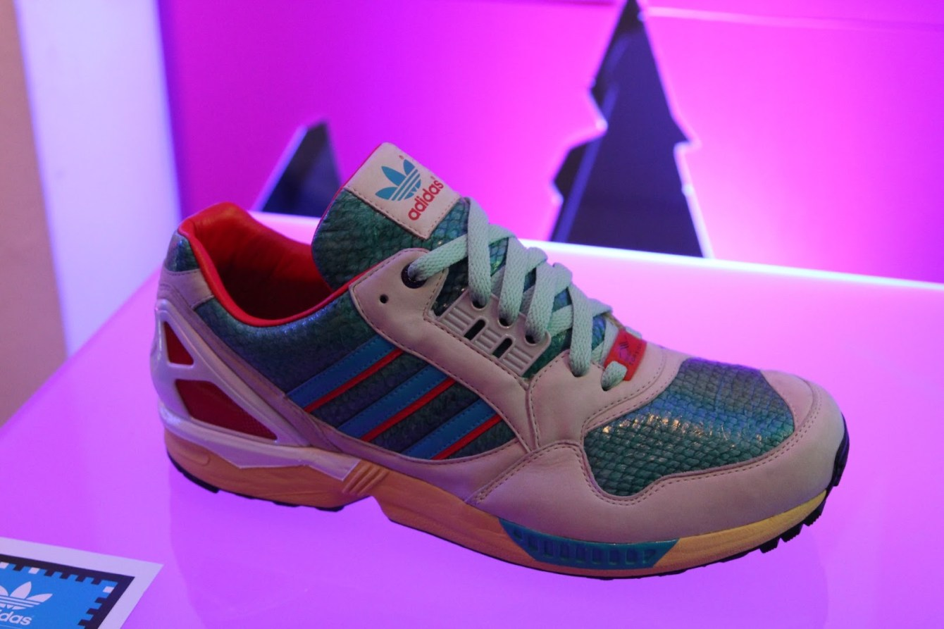 *adidas Unite all Originals:林辰唏、胡宇威與你一起互動 AR CODE(擴增實境)技術! 10